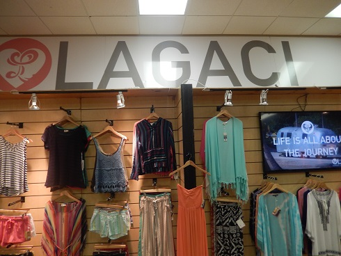 Grand Strand Gift and Resort Merchandise Show Vendor Lagaci Apparel