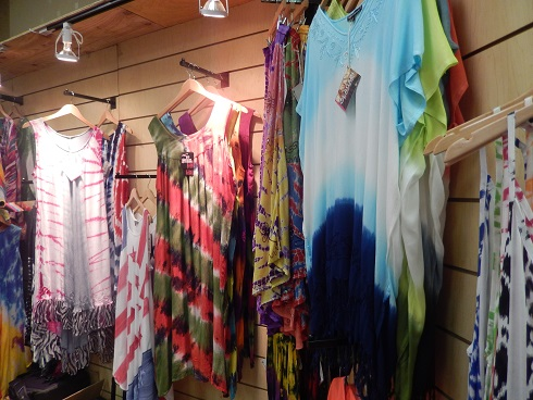 Lagaci specializes in summer, beach and surf apparel